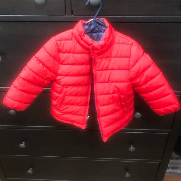 GAP Other - Boys puffer reversible jacket